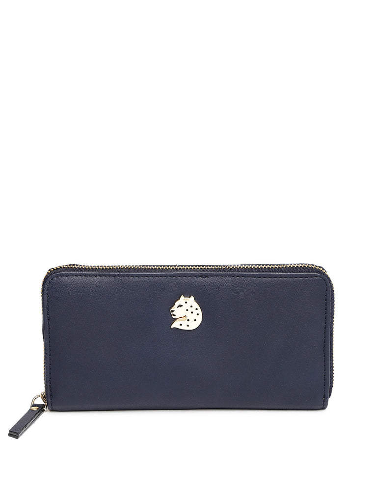Covo Long Wallet (Blue)
