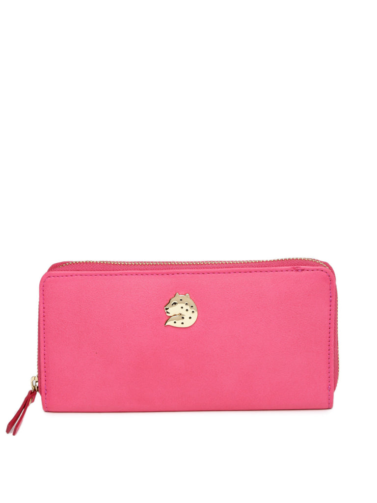 Covo Long Wallet (Pink)