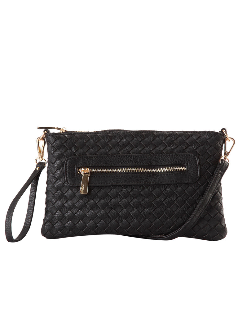 Braided Clutch Sling