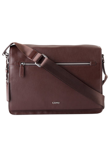 Daniel Brown Messenger Bag
