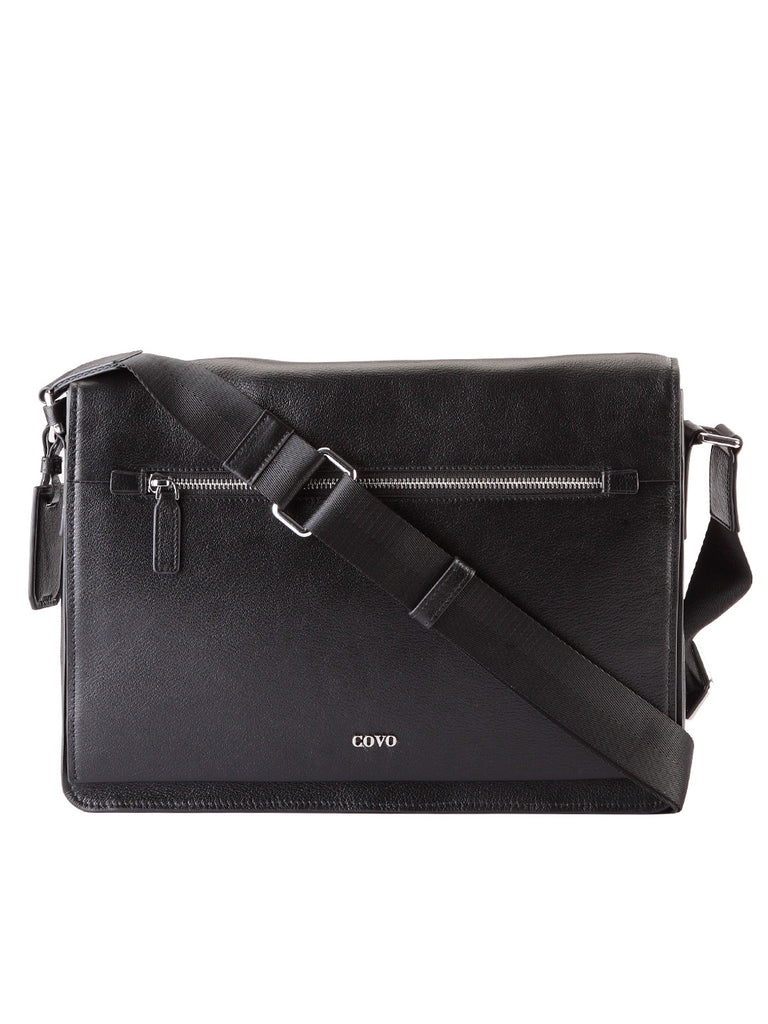 Daniel Black Messenger Bag