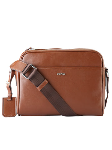 The Cuban Tan Travel Sling Bag