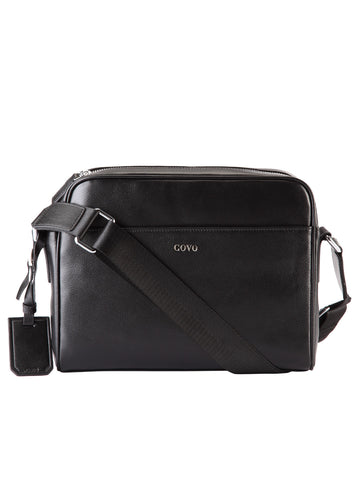 The Cuban Black Travel Sling Bag