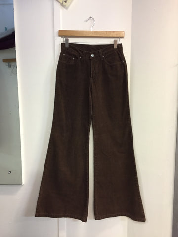Starfish - 390 Big Bell Jeans Brown Cords Denim