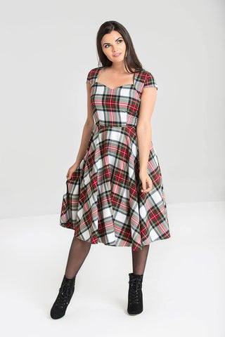 Hell Bunny - Aberdeen 50's Dress