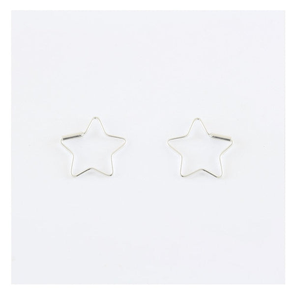 Kingsley Ryan - 8mm Star Hoop