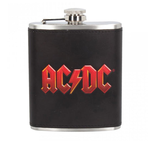 Nemesis Now - AC/DC Hip Flask 7oz