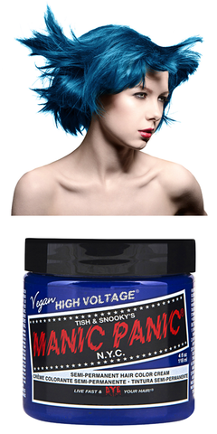 Manic Panic Semi-Permanent Vegan Hair Dye - After Midnight