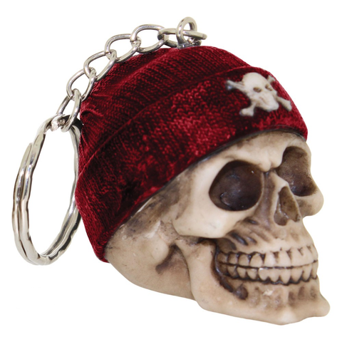 Nemesis Now - Beanie Red Keyring