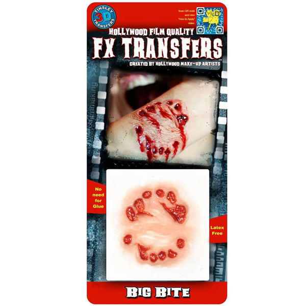 Tinsley Transfers - 3D FX Transfers Big Bite