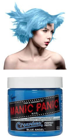 Manic Panic Semi-Permanent Vegan Hair Dye - Creamtones Blue Angel
