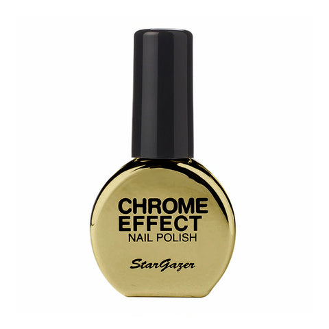 Stargazer - Chrome Nail Polish Gold