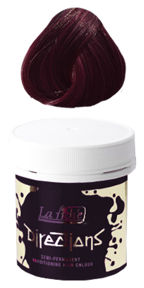La Riche Directions Semi Permanent Hair Colour - Dark Tulip
