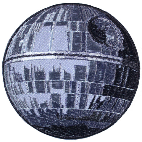Iron On Patch - Death Star