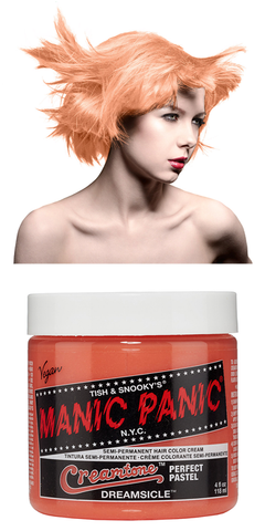 Manic Panic Semi-Permanent Vegan Hair Dye - Creamtones Dreamsicle