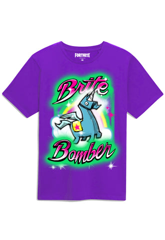 Fortnite - Brite Bomber Tee