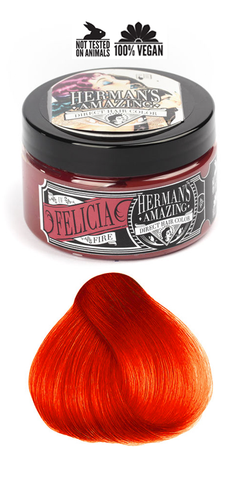 Herman's Amazing Professional Hair Colour - Felicia Fire