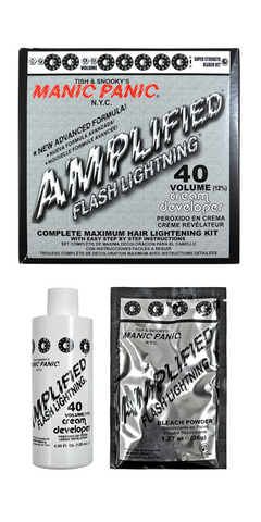 Manic Panic - Flash Lightning Bleach Kit (40 Volume)