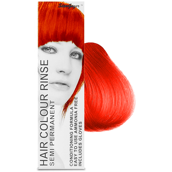 Stargazer Cruelty Free Hair Dye - Golden Flame