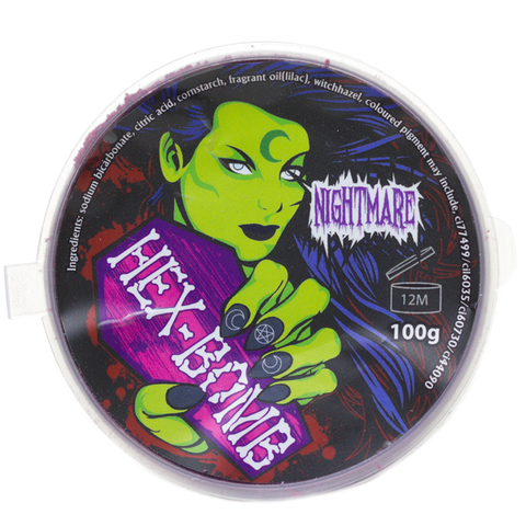 Hex Bomb - Nightmare Bath Bomb