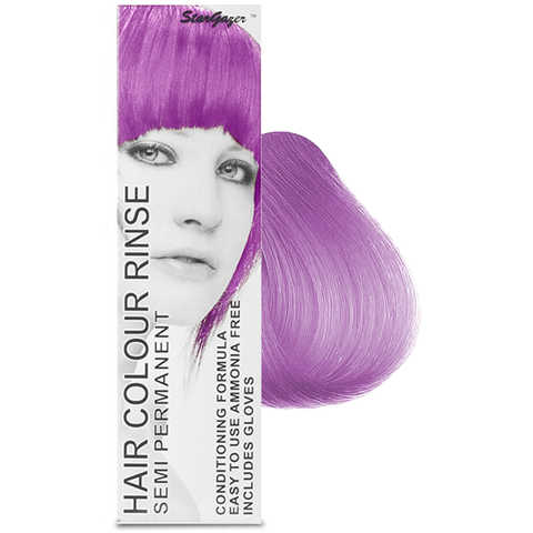 Stargazer Cruelty Free Hair Dye - Heather