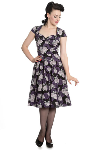 Hell Bunny - Ilsa 50's Dress