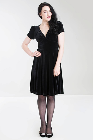 Hell Bunny - Joanne Dress Black