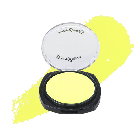 Stargazer - UV Pressed Eye Shadow Lemon Yellow