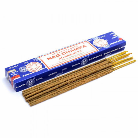 Satya - Nag Champa Agarbatti Incense Sticks