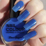 Stargazer - UV Nail Polish Neon Blue