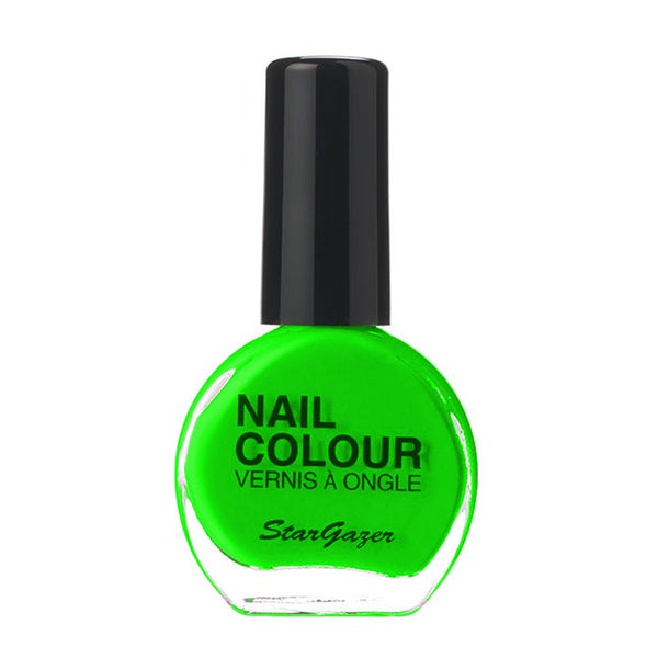 Stargazer - UV Nail Polish Neon Green