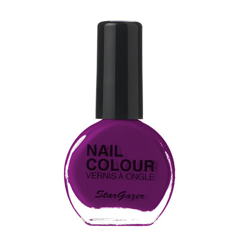 Stargazer - UV Nail Polish Neon Purple