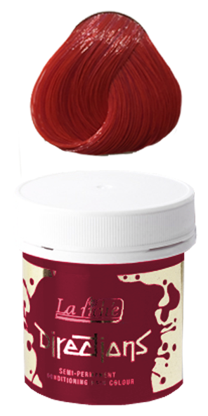 La Riche Directions Semi Permanent Hair Colour - Pillarbox Red