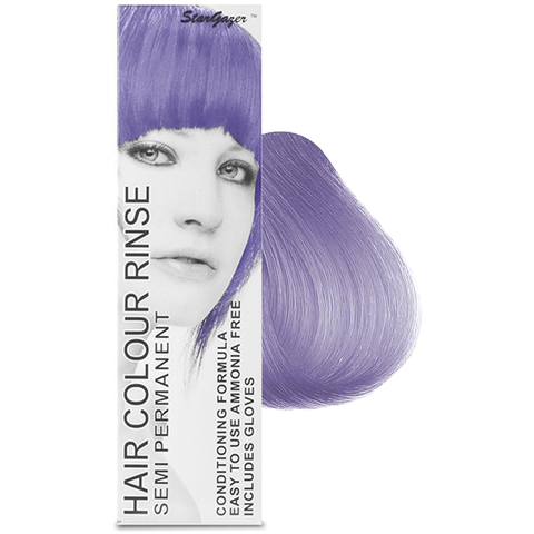Stargazer Cruelty Free Hair Dye - Purple