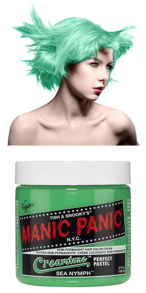 Manic Panic Semi-Permanent Vegan Hair Dye - Creamtones Sea Nymph