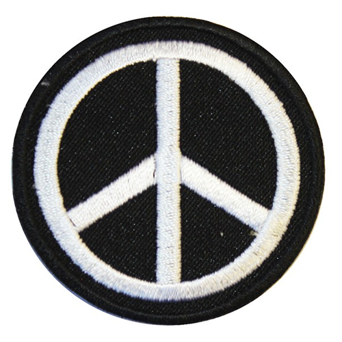 Iron On Patch - CND