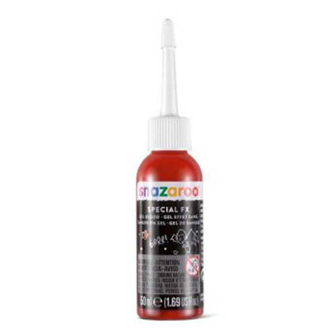 Snazaroo - Special FX Gel Blood 50ml
