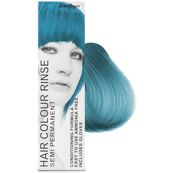 Stargazer Cruelty Free Hair Dye - Soft Blue