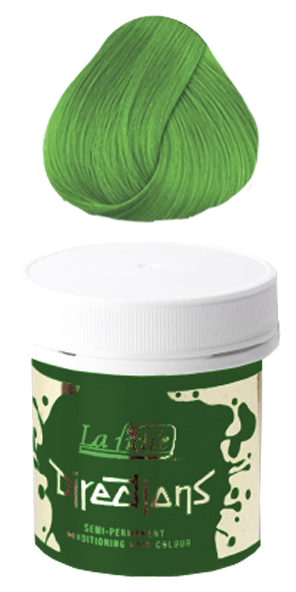 La Riche Directions Semi Permanent Hair Colour - Spring Green