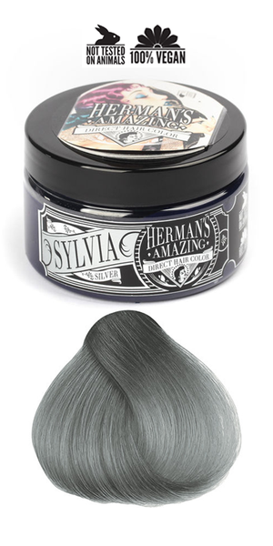 Herman's Amazing Professional Hair Colour - Sylvia Silver