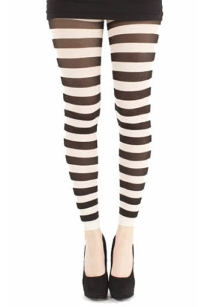 Pamela Mann - Twickers Footless Tights White