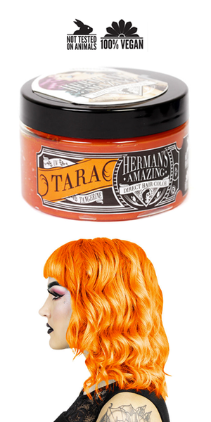 Herman's Amazing Professional Hair Colour - Tara Tangerine