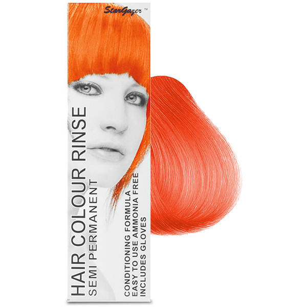 Stargazer Cruelty Free Hair Dye - UV Red