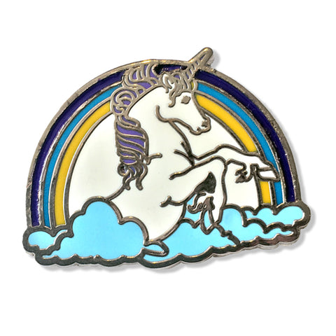 Cosmic - Unicorn Rainbow Enamel Pin