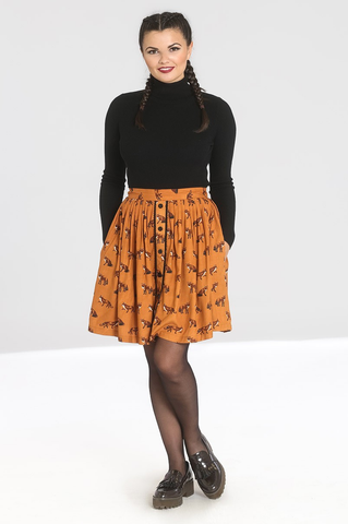Hell Bunny - Vixey Skirt Plus Size