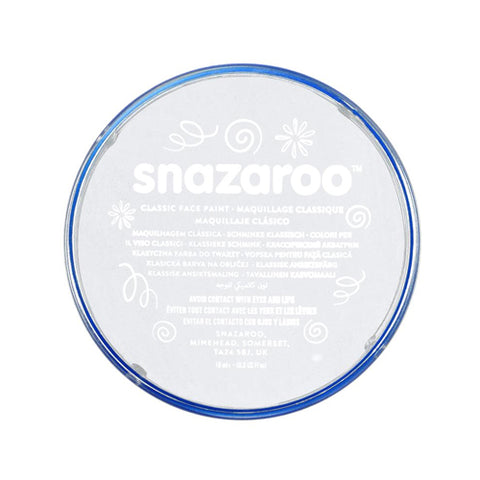 Snazaroo - Face Paint White 18ml
