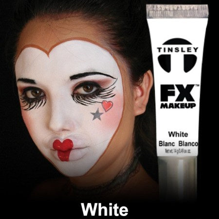 Tinsley Transfers - FX Makeup White Face Paint