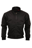 Relco London - Harrington Jacket Black