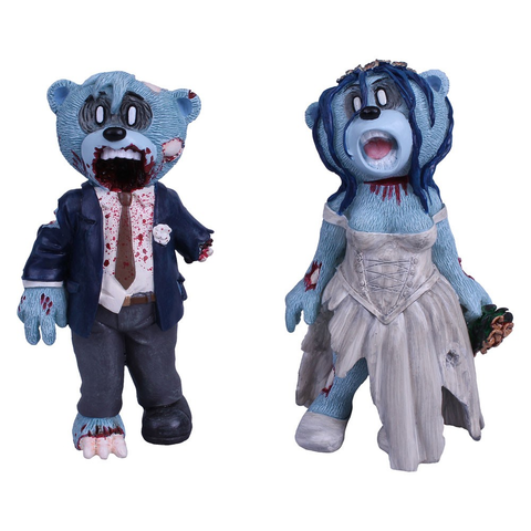 Bad Taste Bears - Bride and Groom