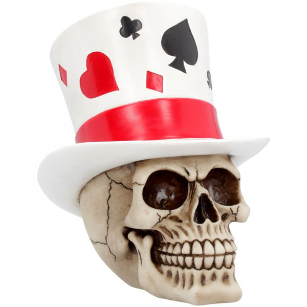 Nemesis Now - Casino Jack Skull